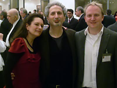 Donna-Lee Frieze, Peter Balakian, Anthonie Holslag